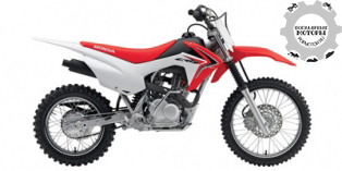 Honda CRF125F 2015