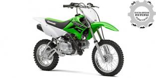 Kawasaki KLX110L 2015