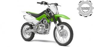 Kawasaki KLX140 2015