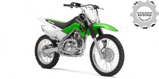 Kawasaki KLX140L 2015