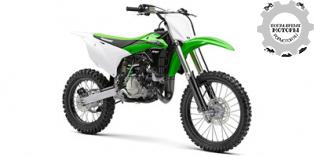 Kawasaki KX100 2015