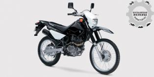 Suzuki DR200S 2015