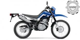 Yamaha XT250 2015