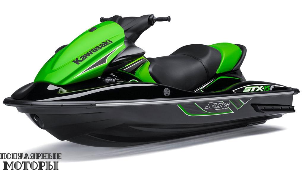 Kawasaki Jet Ski STX-15F 2015.
