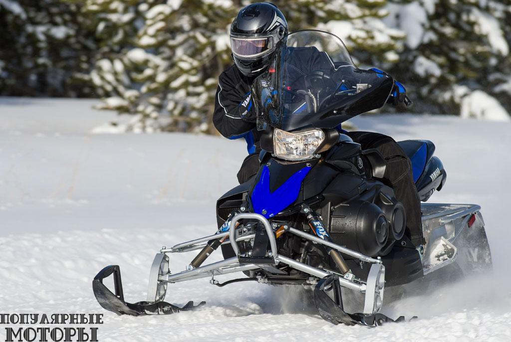 Фото снегохода Yamaha Phazer R-TX 2015
