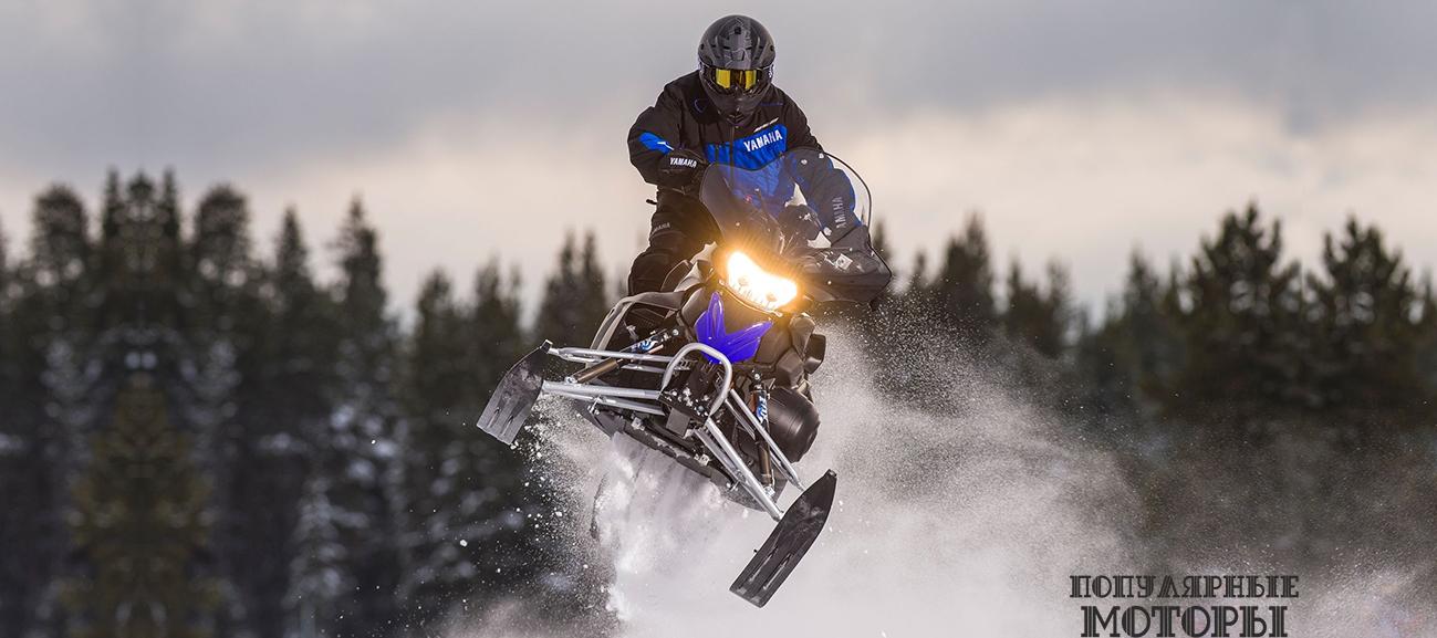 Обзор снегохода Yamaha Phazer R-TX 2015