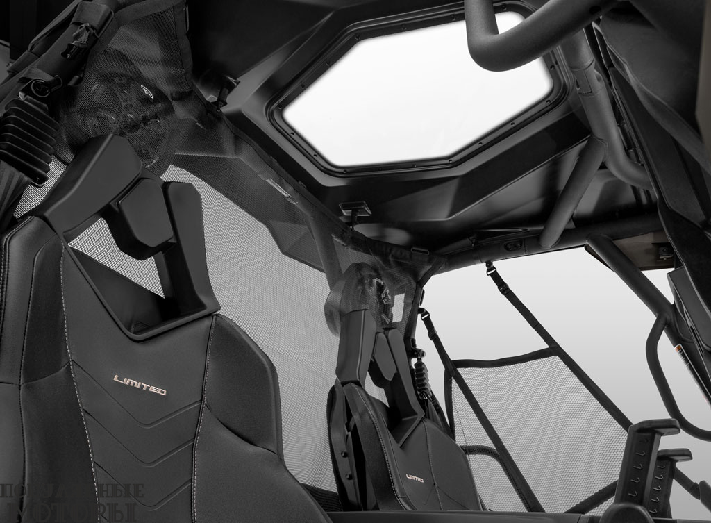 Can-Am Commander MAX LTD с люком2015