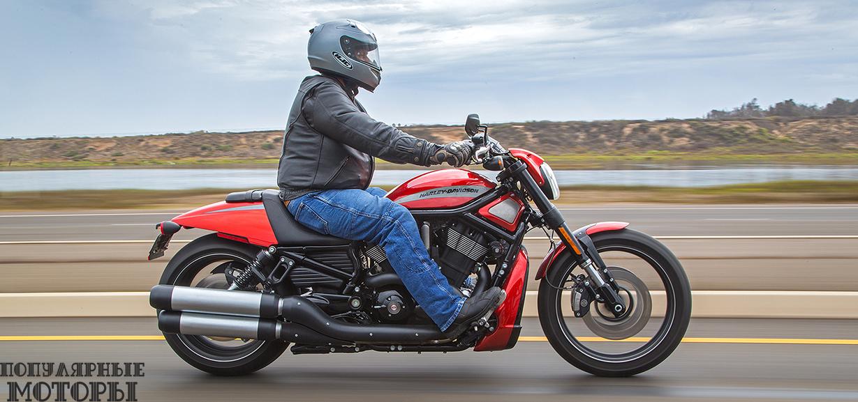 Обзор Harley-Davidson Night Rod Special 2015