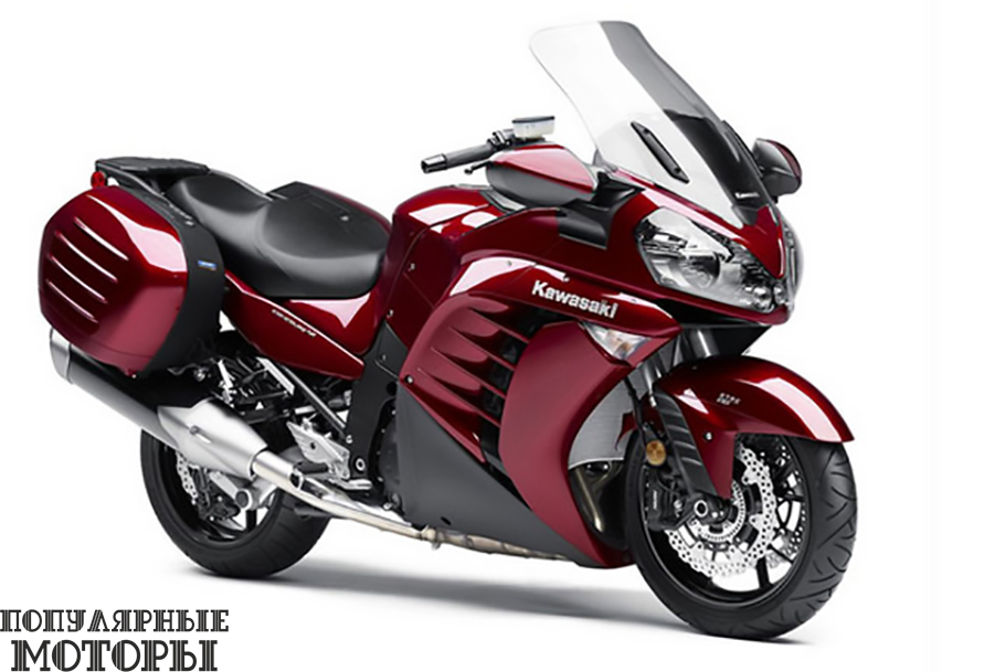Kawasaki 2015 не анонсировали - 1