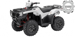 Honda FourTrax Foreman Rubicon 4×4 EPS Deluxe 2015