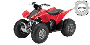 Honda TRX90X 2015
