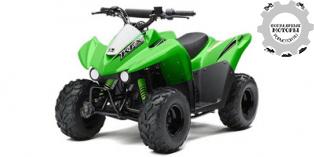 Kawasaki KFX50 2015