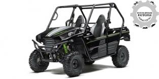 Kawasaki Teryx 2015