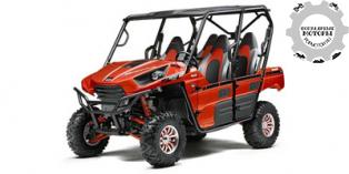 Kawasaki Teryx4 LE 2015