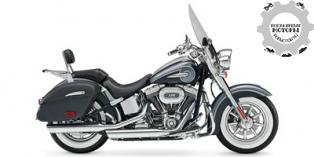 Harley-Davidson CVO Softail Deluxe 2015