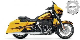 Harley-Davidson CVO Street Glide 2015