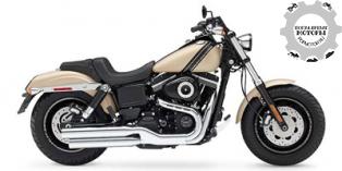 Harley-Davidson Dyna Fat Bob 2015