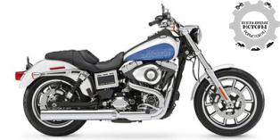Harley-Davidson Dyna Low Rider 2015