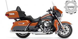 Harley-Davidson Electra Glide Ultra Classic 2015