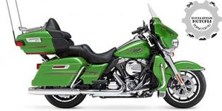 Harley-Davidson Electra Glide Ultra Limited 2015