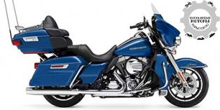 Harley-Davidson Electra Glide Ultra Limited Low 2015
