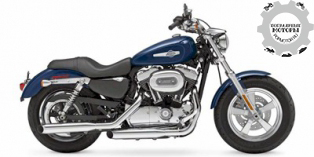 Harley-Davidson Sportster 1200 Custom 2013