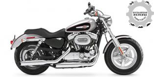 Harley-Davidson Sportster 1200 Custom 2015