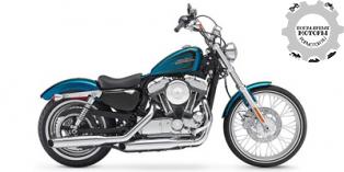 Harley-Davidson Sportster Seventy-Two 2015