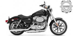 Harley-Davidson Sportster SuperLow 2015