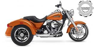 Harley-Davidson Trike Freewheeler 2015