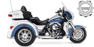 Harley-Davidson Trike Tri Glide Ultra 2015