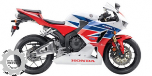 Honda CBR600RR 2014