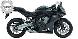 Honda CBR650F ABS 2014