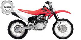 Honda CRF150F 2014