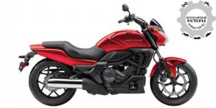 Honda CTX700N 2014