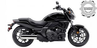 Honda CTX700N DCT ABS 2014