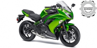 Kawasaki Ninja 650 2015