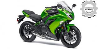 Kawasaki Ninja 650 ABS 2015