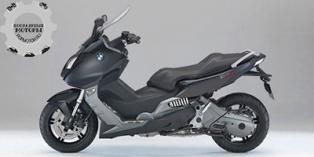 BMW C 600 Sport 2014