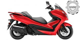 Honda Forza 2014