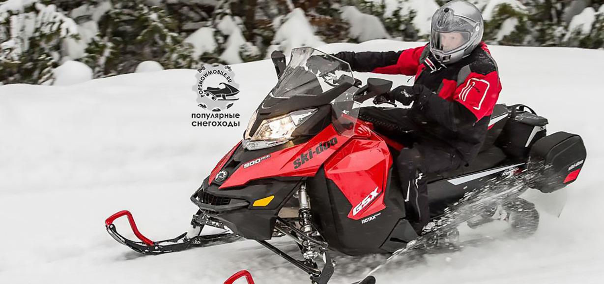Обзор Ski-Doo GSX LE ACE 900 2014