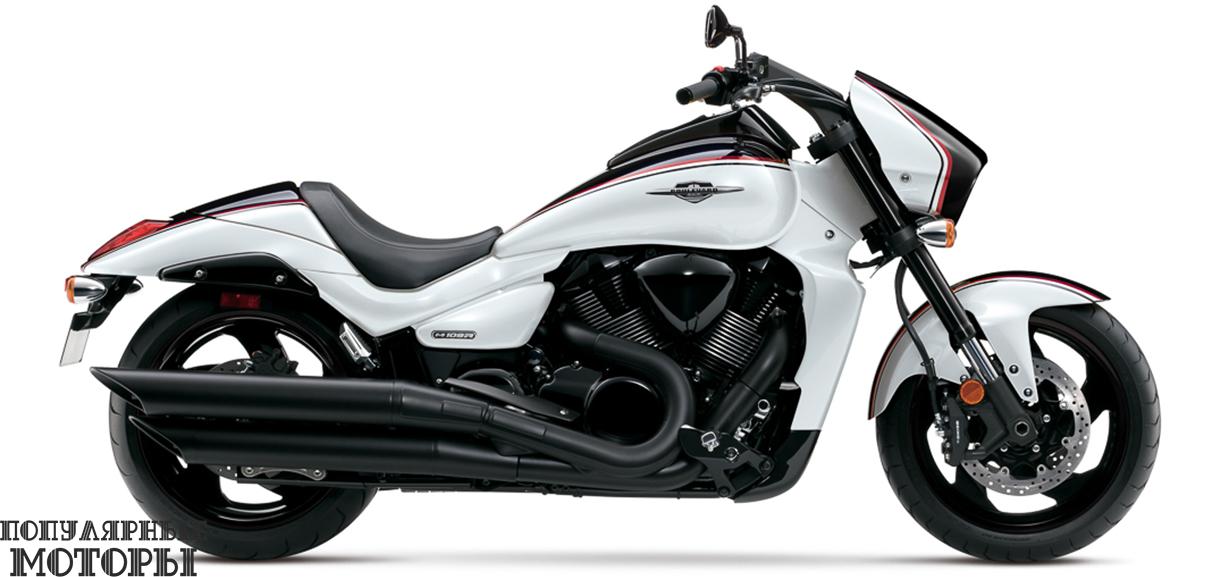 Анонс модельного ряда мотоциклов Suzuki 2015 года