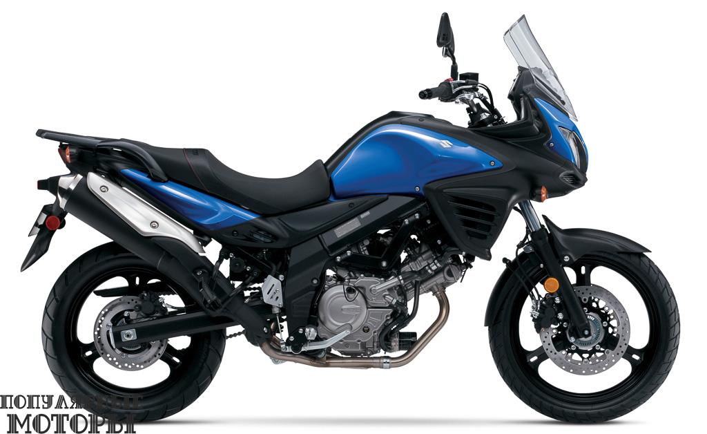 Если Suzuki не сделала бы такое успешное обновление V-Strom два года назад, мы бы сейчас не видели XT версию двойного назначения в 2015 модельном году. Базовая модель V-Strom 650 ABS выглядит всё так же хорошо.