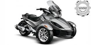 Can-Am Spyder ST 2014