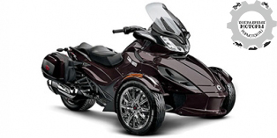 Can-Am Spyder ST-Limited 2014