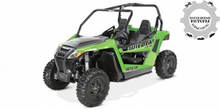 Arctic Cat Wildcat Trail 2015
