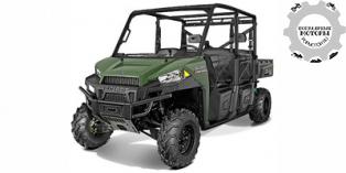 Polaris Ranger Crew Diesel 2015