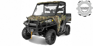 Polaris Ranger XP 900 EPS Hunter Deluxe Edition 2015