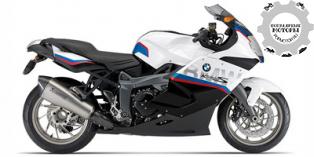 BMW K 1300 S 2015