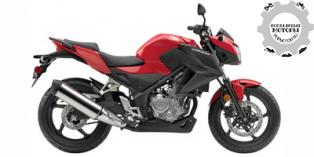 Honda CB300F 2015